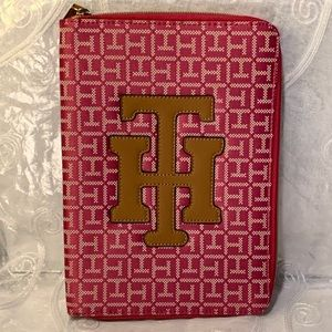 Tommy Hilfiger IPad Pink Case